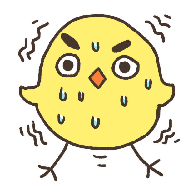 Chicky the Chick messages sticker-1