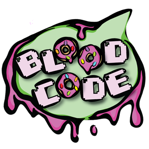 Blood Code Stickers messages sticker-7