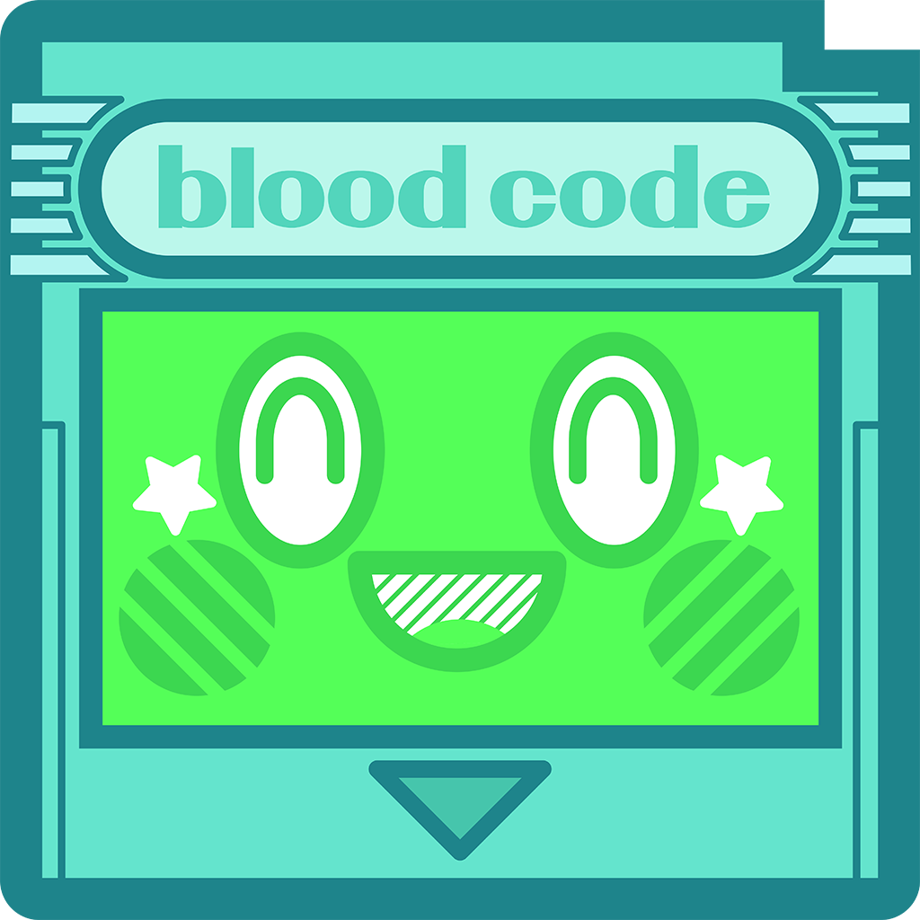 Blood Code Stickers messages sticker-3