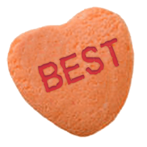 Chatty Candy Hearts messages sticker-10
