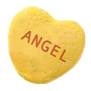 Chatty Candy Hearts messages sticker-2