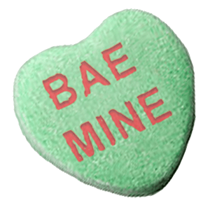 Chatty Candy Hearts messages sticker-6
