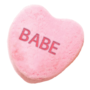 Chatty Candy Hearts messages sticker-5