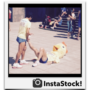 InstaStock | Awkward Stock Photo Stickers messages sticker-10