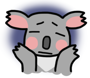 Lazzi The Koala Stickers messages sticker-8