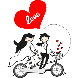 Boy and Girl Stickers messages sticker-0