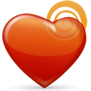 Heart Stickers Pack For iMessage messages sticker-5
