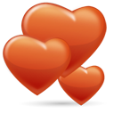 Heart Stickers Pack For iMessage messages sticker-6