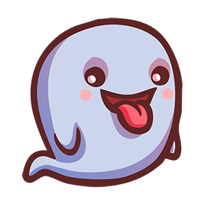 Speech Ghost Free : Enfu messages sticker-5