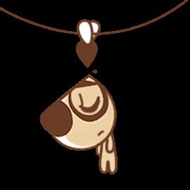 Daodao dog messages sticker-1