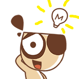 Daodao dog messages sticker-11