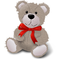 TeddyBear Stickers Pack For iMessage messages sticker-1