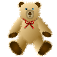TeddyBear Stickers Pack For iMessage messages sticker-11