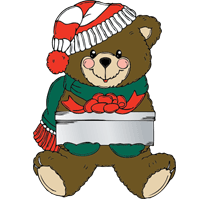 TeddyBear Stickers Pack For iMessage messages sticker-8