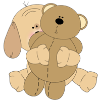 TeddyBear Stickers Pack For iMessage messages sticker-9