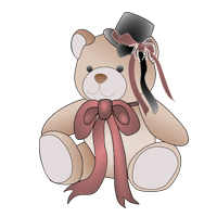 TeddyBear Stickers Pack For iMessage messages sticker-6