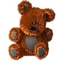 TeddyBear Stickers Pack For iMessage messages sticker-5