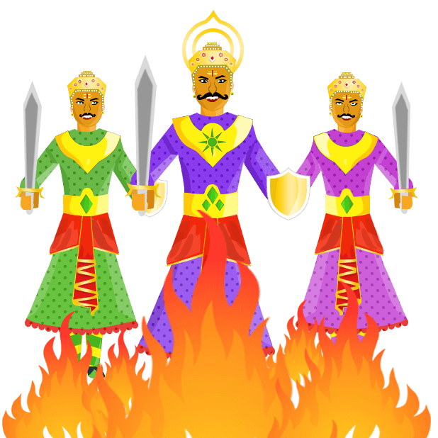 Dussehra Stickers messages sticker-6