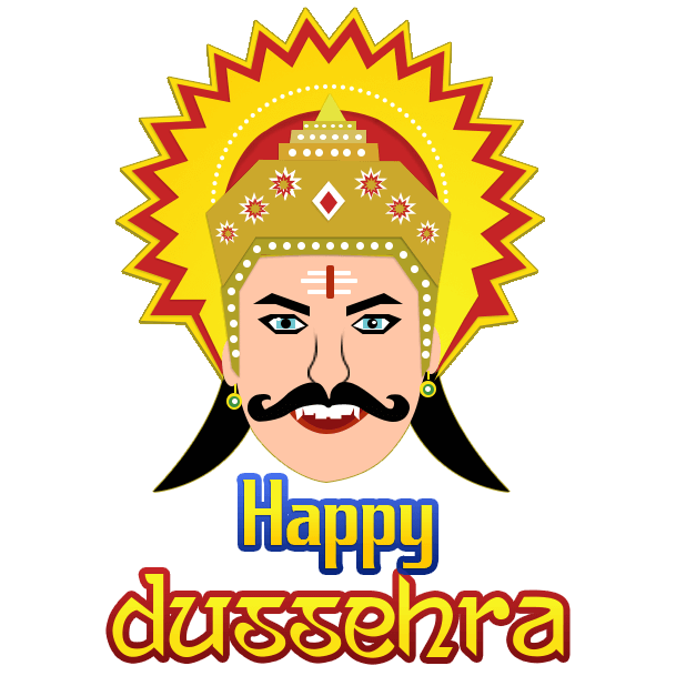 Dussehra Stickers messages sticker-1