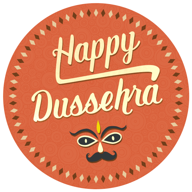 Dussehra Stickers messages sticker-4
