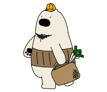 Polar Bear, Oneday messages sticker-5
