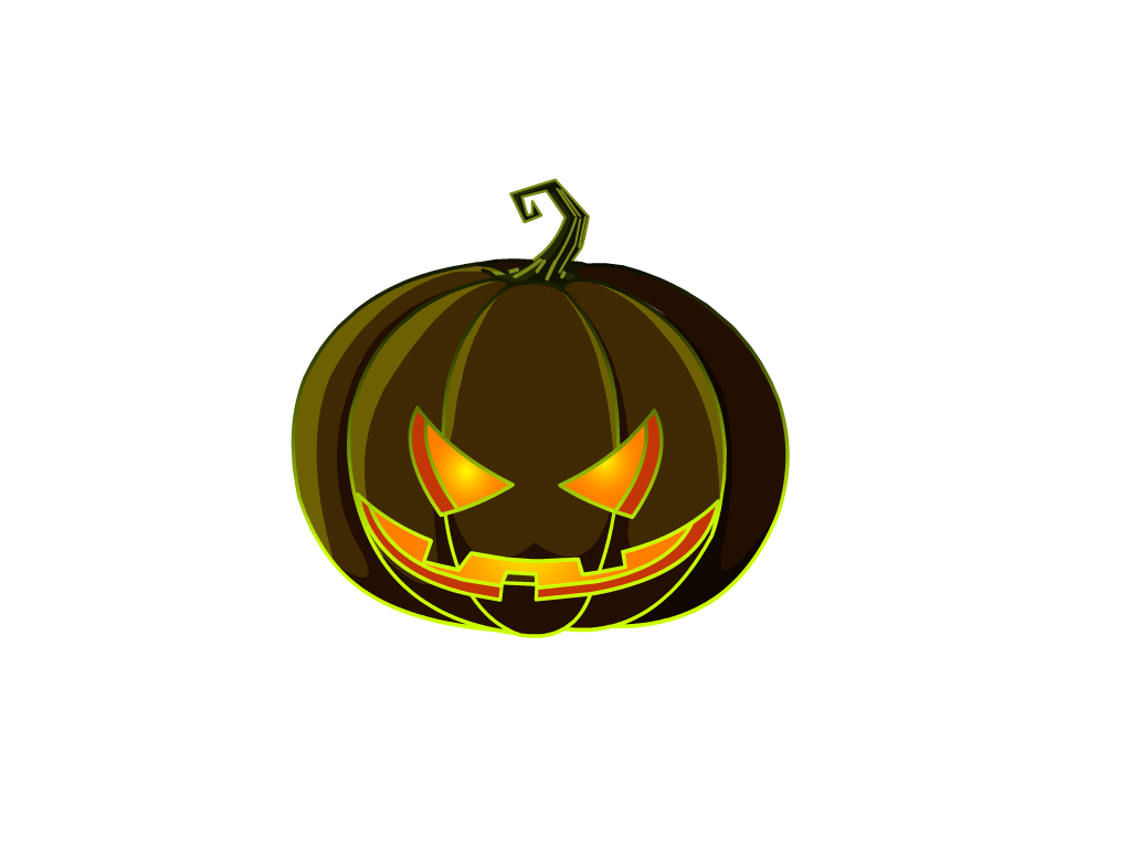HD Halloween Stickers messages sticker-1