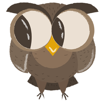 Cute Owls - Funny Owls messages sticker-0