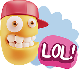 3D Expressions 2 messages sticker-6