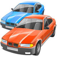 Vehicle Stickers Pack For iMessage messages sticker-1