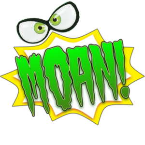 Shriek! Spooky Sound Comic Bubbles messages sticker-1