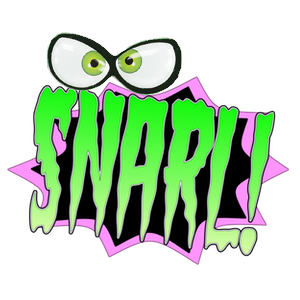 Shriek! Spooky Sound Comic Bubbles messages sticker-7