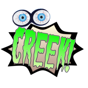 Shriek! Spooky Sound Comic Bubbles messages sticker-2