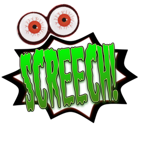 Shriek! Spooky Sound Comic Bubbles messages sticker-4
