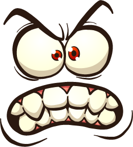 Monster Face - Stickers for iMessage messages sticker-9