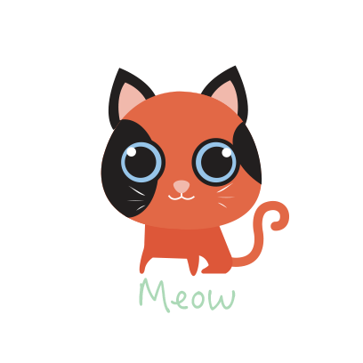KIKI Cat messages sticker-0