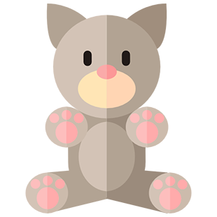 Cute Animals messages sticker-2