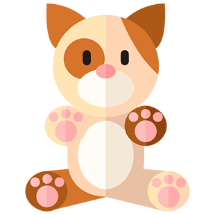 Cute Animals messages sticker-1
