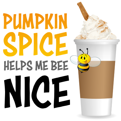 Pumpkin Spice Latte messages sticker-11