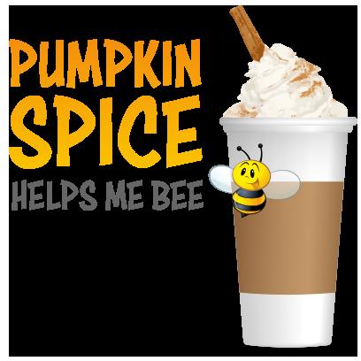Pumpkin Spice Latte messages sticker-11