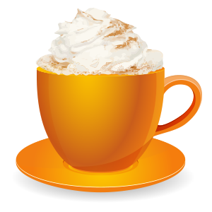 Pumpkin Spice Latte messages sticker-4