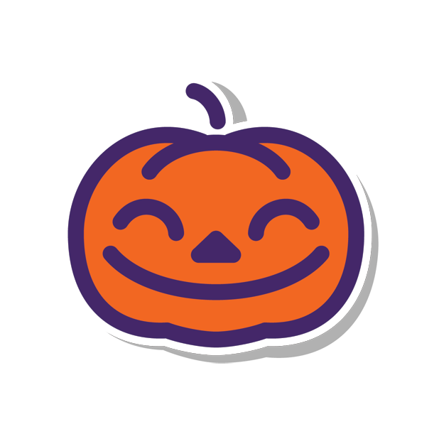 Ibbleobble Halloween Stickers for iMessage messages sticker-6