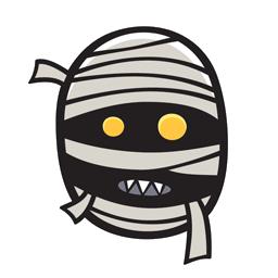 New Halloween Stickers messages sticker-10