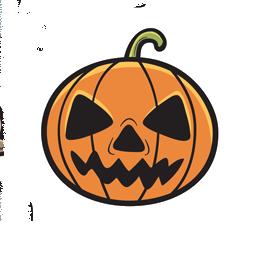 New Halloween Stickers messages sticker-1