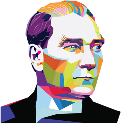 Atatürk Sticker messages sticker-4