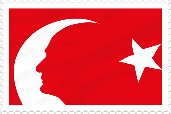 Atatürk Sticker messages sticker-8