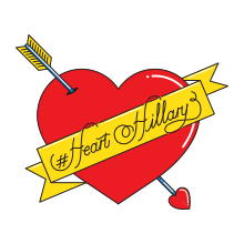 Hillary Clinton Emoji Sticker messages sticker-5
