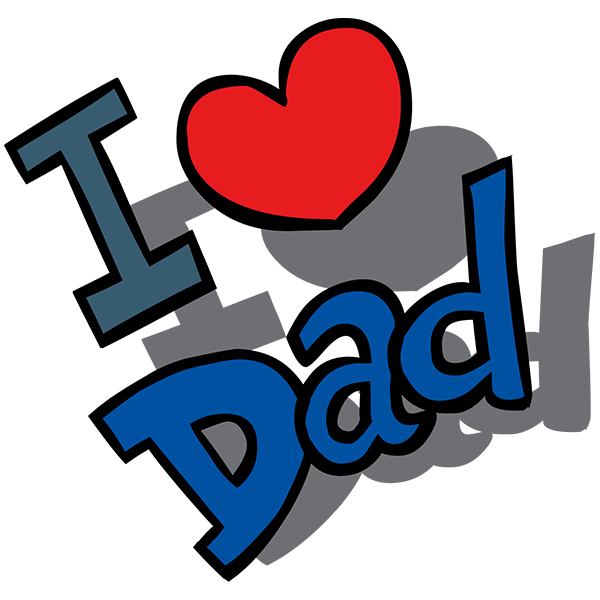 Fun Father's Day Sticker - Stickers for iMessage messages sticker-2