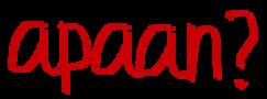 Coret - Stiker Indonesia messages sticker-3