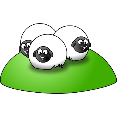 Sheep Stickers messages sticker-0