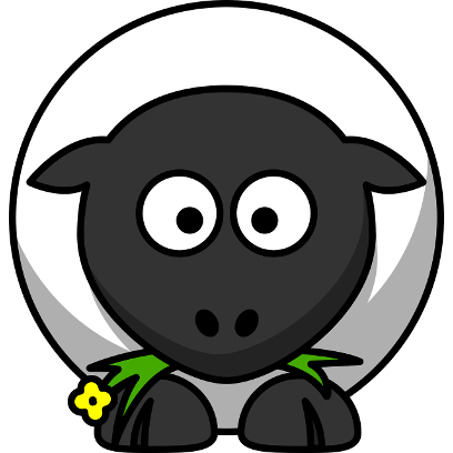Sheep Stickers messages sticker-5